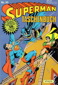 Cover Thumbnail for Superman Taschenbuch (Egmont Ehapa, 1976 series) #50