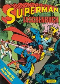 Cover Thumbnail for Superman Taschenbuch (Egmont Ehapa, 1976 series) #57