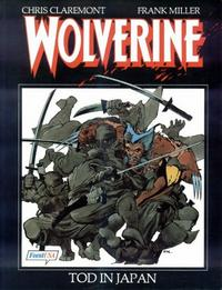 Cover Thumbnail for Wolverine (Egmont Ehapa, 1992 series) #1 - Tod in Japan