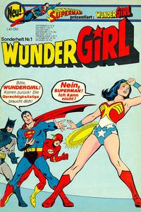 Cover Thumbnail for Wundergirl (Egmont Ehapa, 1976 series) #1