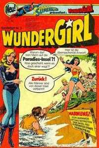 Cover Thumbnail for Wundergirl (Egmont Ehapa, 1976 series) #3