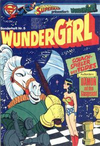Cover Thumbnail for Wundergirl (Egmont Ehapa, 1976 series) #5