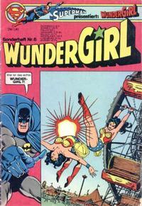 Cover Thumbnail for Wundergirl (Egmont Ehapa, 1976 series) #6
