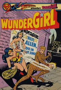 Cover Thumbnail for Wundergirl (Egmont Ehapa, 1976 series) #17