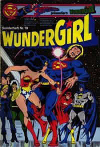 Cover Thumbnail for Wundergirl (Egmont Ehapa, 1976 series) #19