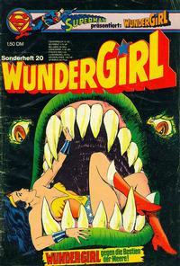 Cover Thumbnail for Wundergirl (Egmont Ehapa, 1976 series) #20