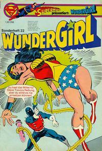 Cover Thumbnail for Wundergirl (Egmont Ehapa, 1976 series) #22