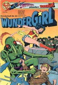 Cover Thumbnail for Wundergirl (Egmont Ehapa, 1976 series) #23