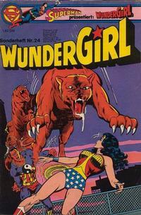 Cover Thumbnail for Wundergirl (Egmont Ehapa, 1976 series) #24
