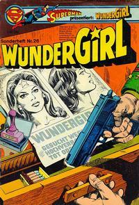 Cover Thumbnail for Wundergirl (Egmont Ehapa, 1976 series) #26
