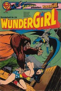 Cover Thumbnail for Wundergirl (Egmont Ehapa, 1976 series) #29