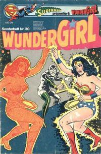 Cover Thumbnail for Wundergirl (Egmont Ehapa, 1976 series) #30