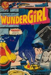Cover Thumbnail for Wundergirl (Egmont Ehapa, 1976 series) #33