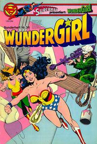 Cover Thumbnail for Wundergirl (Egmont Ehapa, 1976 series) #36