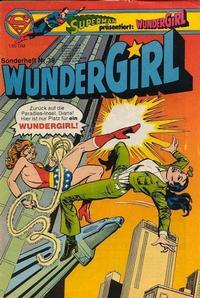 Cover Thumbnail for Wundergirl (Egmont Ehapa, 1976 series) #39