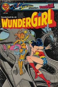 Cover Thumbnail for Wundergirl (Egmont Ehapa, 1976 series) #40