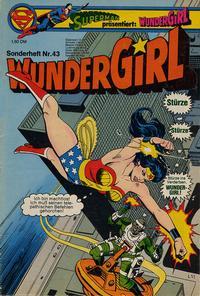 Cover Thumbnail for Wundergirl (Egmont Ehapa, 1976 series) #43