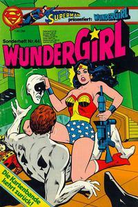 Cover Thumbnail for Wundergirl (Egmont Ehapa, 1976 series) #44