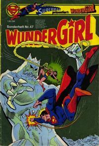 Cover Thumbnail for Wundergirl (Egmont Ehapa, 1976 series) #47