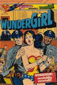 Cover Thumbnail for Wundergirl (Egmont Ehapa, 1976 series) #2/1980