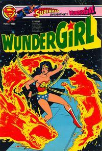 Cover Thumbnail for Wundergirl (Egmont Ehapa, 1976 series) #3/1980