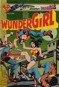 Cover Thumbnail for Wundergirl (Egmont Ehapa, 1976 series) #4/1980