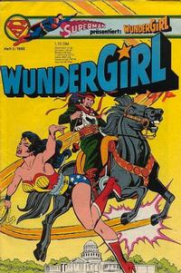 Cover Thumbnail for Wundergirl (Egmont Ehapa, 1976 series) #5/1980