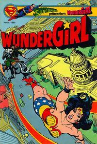 Cover Thumbnail for Wundergirl (Egmont Ehapa, 1976 series) #6/1980