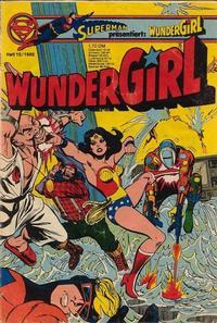 Cover Thumbnail for Wundergirl (Egmont Ehapa, 1976 series) #10/1980