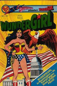Cover Thumbnail for Wundergirl (Egmont Ehapa, 1976 series) #1/1981