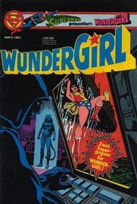 Cover Thumbnail for Wundergirl (Egmont Ehapa, 1976 series) #3/1981