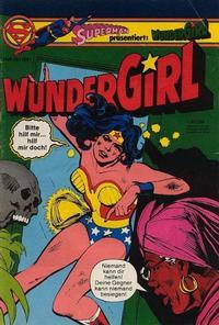 Cover Thumbnail for Wundergirl (Egmont Ehapa, 1976 series) #10/1981