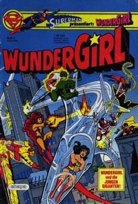 Cover Thumbnail for Wundergirl (Egmont Ehapa, 1976 series) #4/1982