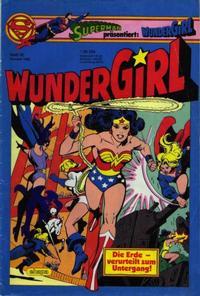 Cover Thumbnail for Wundergirl (Egmont Ehapa, 1976 series) #10/1982