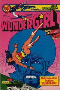 Cover Thumbnail for Wundergirl (Egmont Ehapa, 1976 series) #13/1982