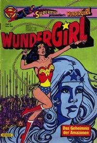 Cover Thumbnail for Wundergirl (Egmont Ehapa, 1976 series) #3/1983