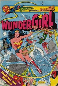 Cover Thumbnail for Wundergirl (Egmont Ehapa, 1976 series) #5/1983