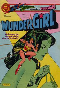 Cover Thumbnail for Wundergirl (Egmont Ehapa, 1976 series) #9/1983