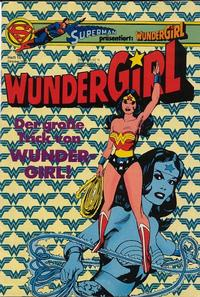 Cover Thumbnail for Wundergirl (Egmont Ehapa, 1976 series) #10/1983