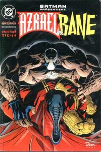 Cover Thumbnail for Batman Sonderband (Dino Verlag, 1997 series) #5 - Azrael vs. Bane