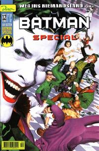 Cover Thumbnail for Batman Special (Dino Verlag, 1997 series) #12