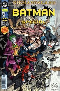 Cover Thumbnail for Batman Special (Dino Verlag, 1997 series) #14