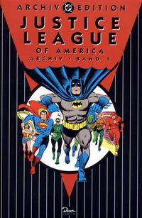 Cover Thumbnail for DC Archiv Edition (Dino Verlag, 1998 series) #1