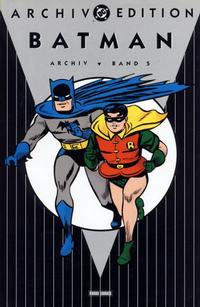 Cover Thumbnail for DC Archiv Edition (Panini Deutschland, 2001 ? series) #12