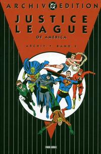 Cover Thumbnail for DC Archiv Edition (Panini Deutschland, 2001 ? series) #14
