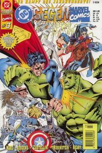 Cover Thumbnail for DC gegen Marvel Comics (Dino Verlag, 1996 series) #3