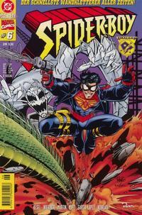 Cover Thumbnail for DC gegen Marvel Comics (Dino Verlag, 1996 series) #6