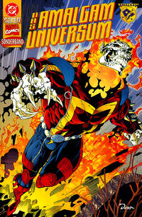 Cover Thumbnail for DC gegen Marvel Sonderband (Dino Verlag, 1996 series) #1