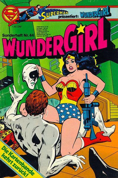 Cover for Wundergirl (Egmont Ehapa, 1976 series) #44