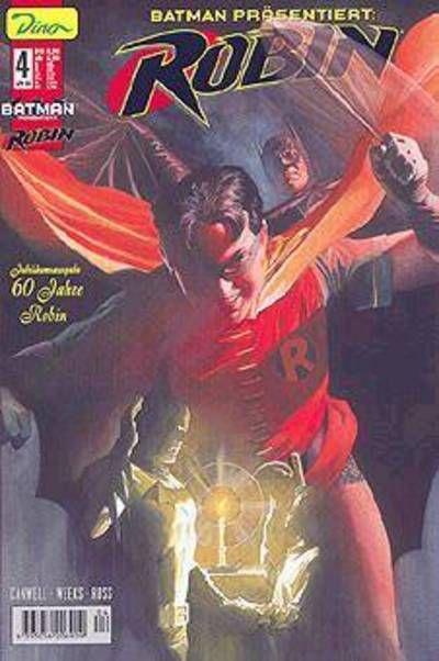 Cover for Batman präsentiert (Dino Verlag, 1999 series) #4